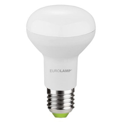 Светодиодная лампа Eurolamp R63 9W Е27 3000K (LED-R63-09272(P))