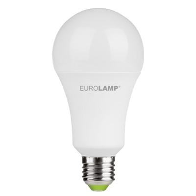Светодиодная лампа Eurolamp A70 15W Е27 4000K (LED-A70-15274(P))