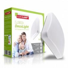 Светодиодный светильник Eurolamp DownLight квадратный накладной 14W 4000K (LED-NLS-14/4(F)new)