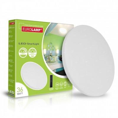 Светодиодный светильник Eurolamp SMART LIGHT 36W 3000-6500K (LED-SL-36W-N17(deco))