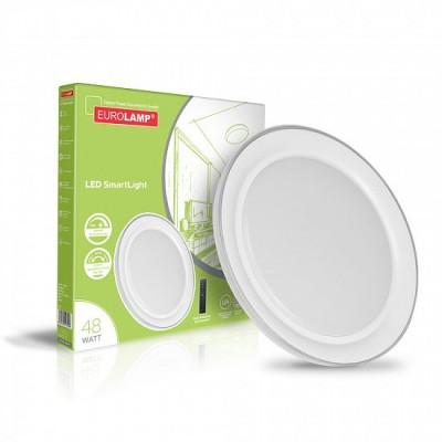 Светодиодный светильник Eurolamp SMART LIGHT 48W 3000K-6000K (LED-ESL-48W-N1)