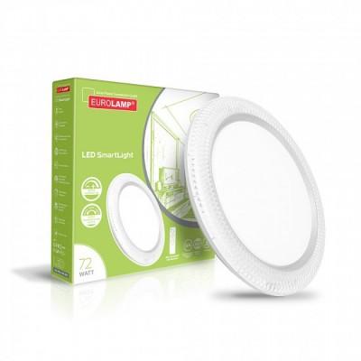 Светодиодный светильник Eurolamp SMART LIGHT 72W 3000K-6000K (LED-MSL-72W-N14)
