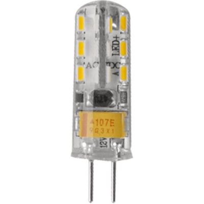 Светодиодная капсульная EUROLAMP LED Лампа G4 силикон 2W 4000K 12V
