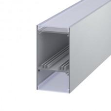 Алюминиевый LED-профиль ЛСБ 40