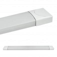 Светодиодный EUROLAMP LED Светильник линейный IP65 17W 6500K (0.6m)