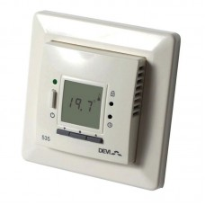 Терморегулятор электронный Devireg™ 535 +5 ÷ +40°C140F1050