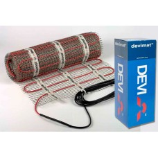 1 м нагревательный мат двухжильный экранированный DeviComfort DTIR-100 83 030 502