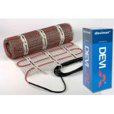 4 м нагревательный мат двухжильный экранированный DeviComfort DTIR-100 83 030 514