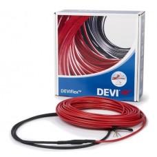 90м нагревательный двухжильный кабель DEVIflex 18T (DTIP-18) 140F1248