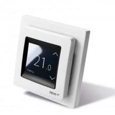 Терморегулятор с сенсорным дисплеем и интеллектуальным таймером DEVIreg™ Touch 140F1064