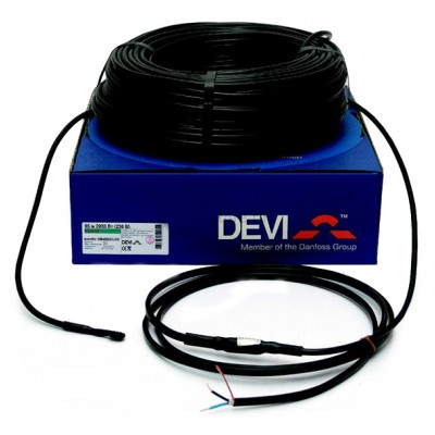 35 м нагревательный кабель для крыш DEVIsnow 30T (DTCE-30) на 400 В~