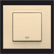 Кнопка контроля освещения Gunsan Moderna кремовый