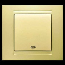 Кнопка контроля освещения Gunsan Moderna золото