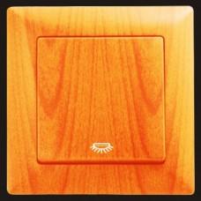 Кнопка контроля освещения Gunsan Visage клен