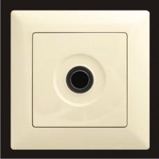 Крышка вывода кабеля Gunsan Visage кремовый VS 28 12 165