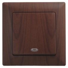 Кнопка контроля освещения Gunsan Visage орех