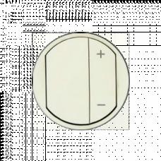 Накладка свторегулятора кнопочного Legrand Celiane 66250 слоновая кость