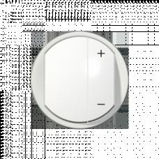 Накладка светорегулятора кнопочного Legrand Celiane 68031 белая
