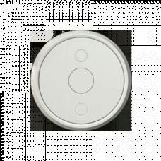 Накладка сенсорного выключателя рольставней Legrand Celiane 68345 стекло/белая глина