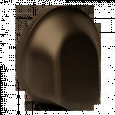 Лицевая панель кабельного вывода 64925 графит