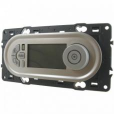 Лицевая панель термостата программируемого и пульта управления сыенариями Legrand Celiane 68542 титан