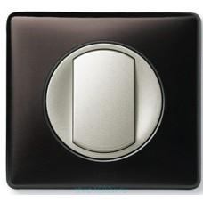 Клавиша выключателя с этикеткой 68314 титан
