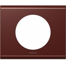 Рамка одинарная Legrand Celiane 69291 кожа классик