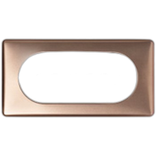 Рамка на 4-5 модулей Legrand Celiane 68945 слюда