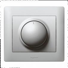 Панель диммера (светорегулятора) поворотного Galea Life 771368 алюминий