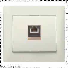 Панель коммуникационная 1-я Galea Life 771595 жемчужный