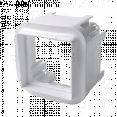 Адаптер для механизмов Mosaic 45x45 IP20 Legrand Quteo 782225