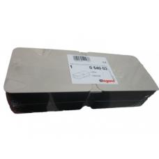 Монтажная коробка под заливку в бетон для лючков на 8 модуля Legrand 54003 металл
