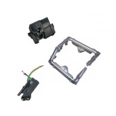 Монтажный комплект для лючков Legrand 54005 на 3 модуля