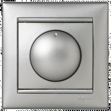 Светорегулятор поворотный 40-400W Valena 770261 алюминий