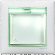 Рамка 1-пост IP44 Valena 774450 белая