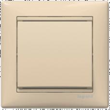 Кнопка Legrand Valena 774311 слоновая кость