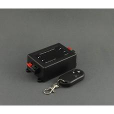 Диммер 1-канальный 8А с радио-пультом