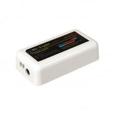 Радио RGB контроллер 18A RF 216W 12V 4 zone white без пульта