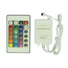 RGB-контроллер 6А IR 24 кнопки