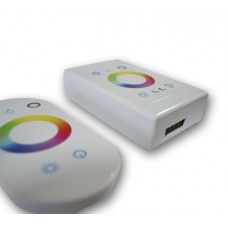 RGB радио контроллер 20А White