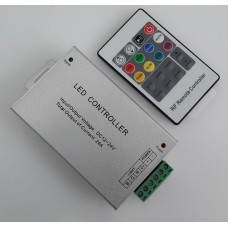 Радио RGB контроллер 12А (радио пульт на 20 кнопок)