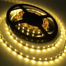 Светодиодная лента LED SMD 5050, 60шт/м, IP33 (без влагозащиты), желтый