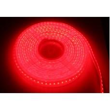 Светодиодная лента LED SMD 3528, 120шт/м, IP67 (IP68), красный