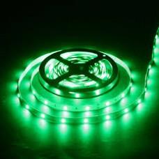 Светодиодная лента LED SMD 5050, 30шт/м, IP33 (без влагозащиты), зеленый