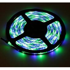 Светодиодная лента LED SMD 5050, 60шт/м, IP64 (влагозащита), RGB