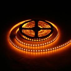 Светодиодная лента LED SMD 3528, 120шт/м, IP33, желтый
