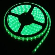 Светодиодная лента LED SMD 3528, 120шт/м, IP33, зеленый