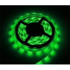 Светодиодная лента LED SMD 3528, 120шт/м, IP64, зеленый