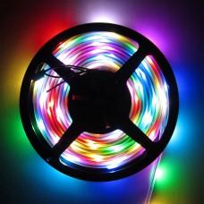 Светодиодная лента LED SMD 5050, 30шт/м, IP33 (без влагозащиты), RGB