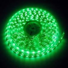 Светодиодная лента LED SMD 5050, 60шт/м, IP64 (влагозащита), зеленый
